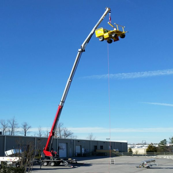 Commercial Lifting Crane