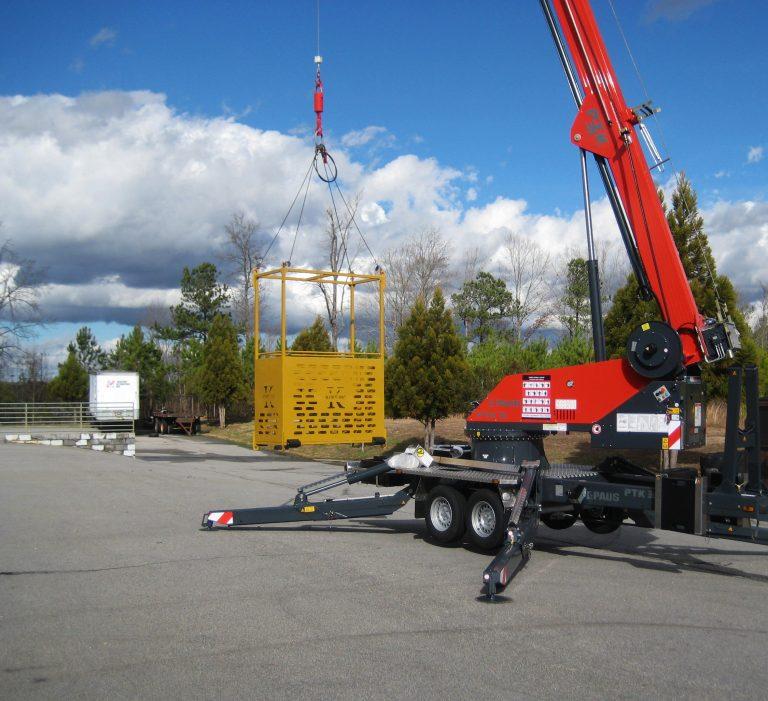Paus Sky Worker Crane