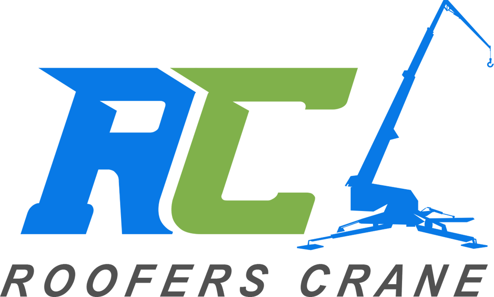 Roofers Crane Logo