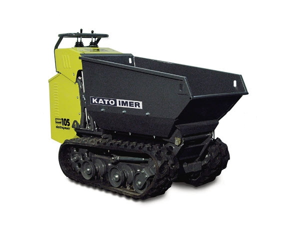 Carry 105 Electric Transporter Equipment